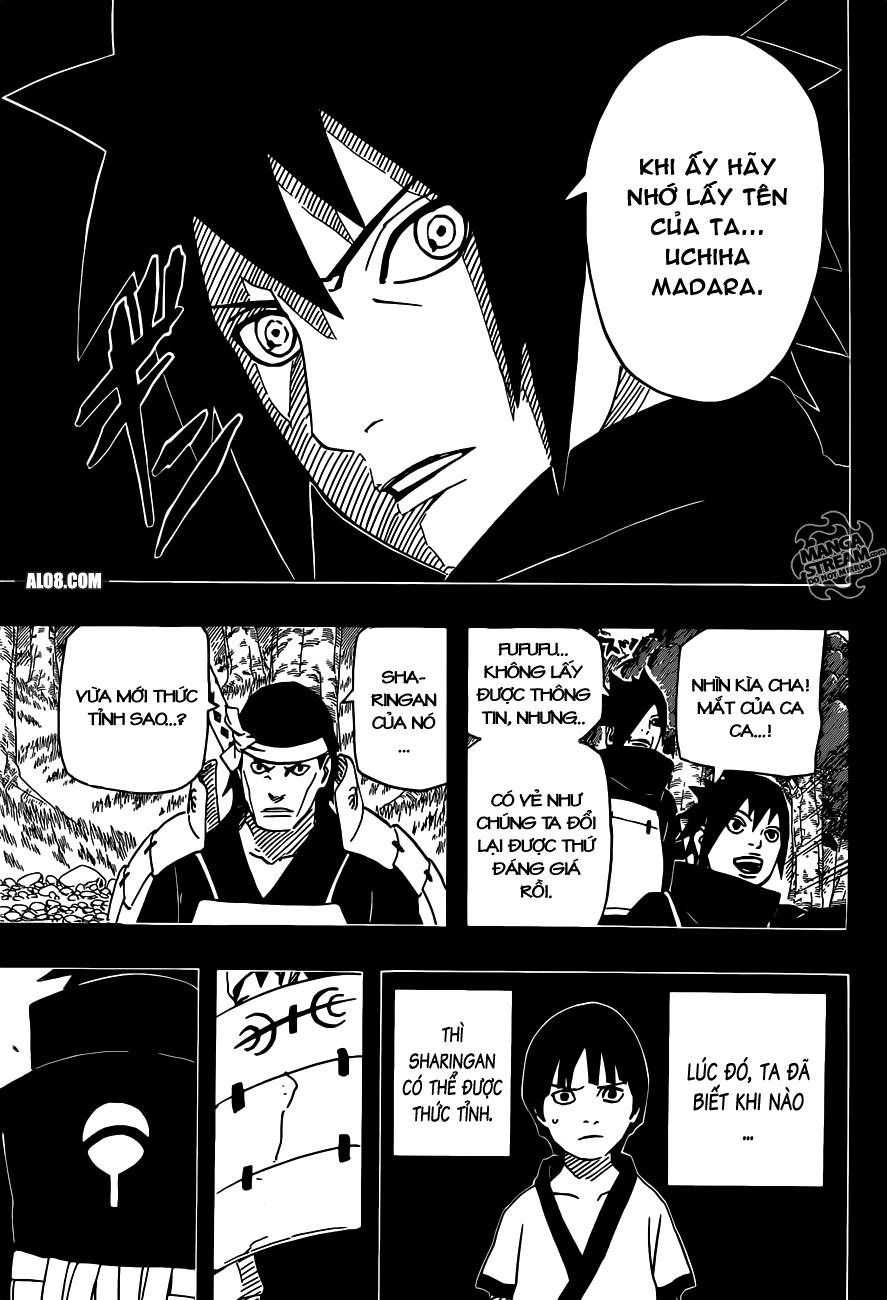 Naruto chap 624 Trang 8 - Mangak.info