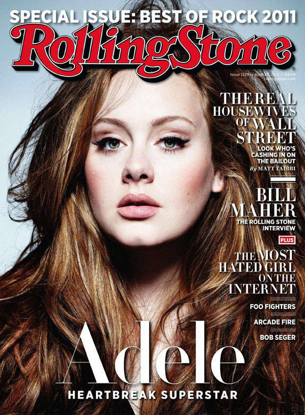 Alice's AS Media Blog: Music Magazine Task - Rolling Stone Rolling Stone Magazine