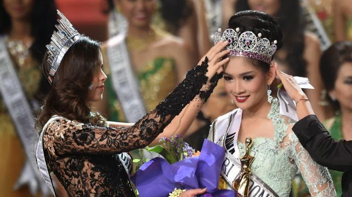 Foto Cantik Putri Indonesia 2015, Anindya Kusuma Putri