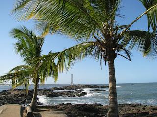 Viagem, Dicas, Relato, Brasil, Bahia, Itacaré, Farol, Praia, Concha, Viajando com criança, bebe