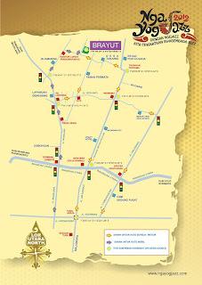 peta-lokasi-ngayogjazz-2012-desa-brayut-pandowoharjo-sleman