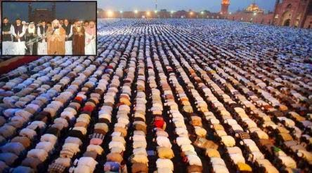 Masuk Islam Karena Melihat Shaf Kaum Muslimin