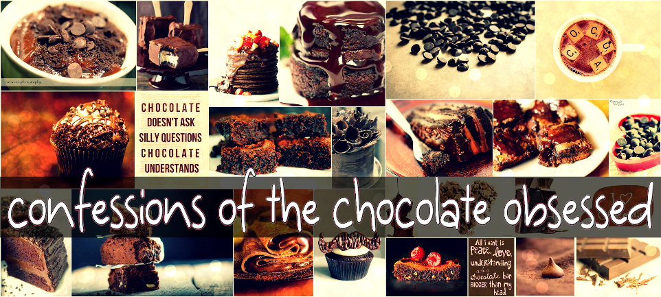 Confessions Of The Chocolate Obsessed™