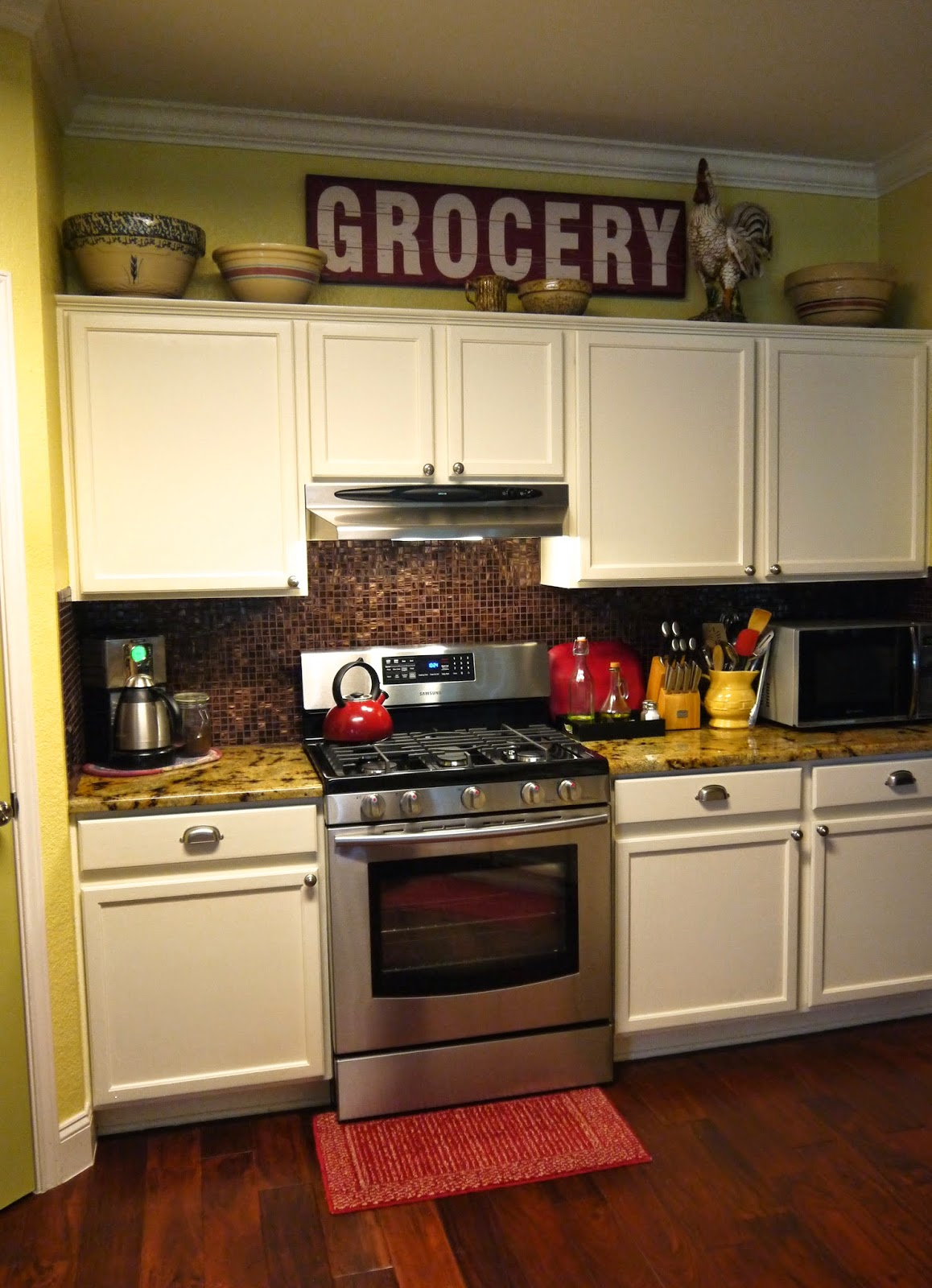 So much to dew: Mom and Dad's kitchen redo (and outside updates too!)