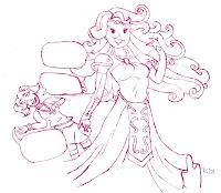 Desenhado por Turma da Mônica Jovem