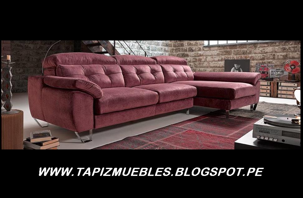 Tapizado de Muebles: MUEBLES DE CUERO -TEÑIDO -REPARACION. TIEMPOS ...