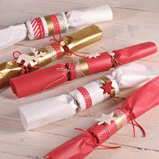 Christmas crackers handmade, Xmas crackers handmade