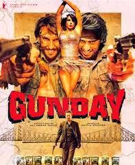 Gunday Movie Poster hot priyanka chopra in stockings