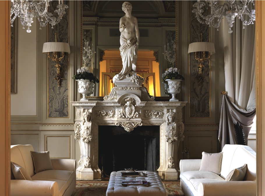 Passion for luxury the grand hotel villa cora florence for Design hotel florence italy