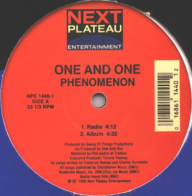 One And One – Phenomenon (VLS) (1996) (192 kbps)