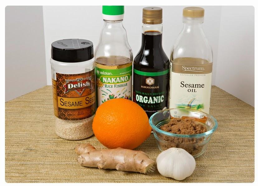 Čarolija sushi soseva - đumbir, vasavi i soja sos