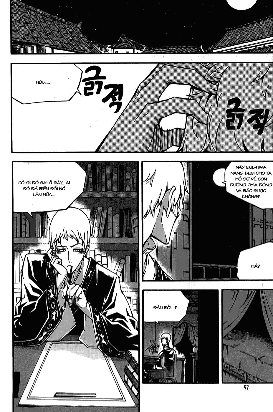 Witch Hunter – Thợ Săn Phù Thủy chap 62 page 20 - IZTruyenTranh.com