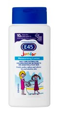 E45 junior moiturising lotion