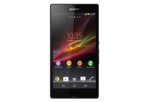 Xperia Z-13 megapixel camera with 5-inch hd display