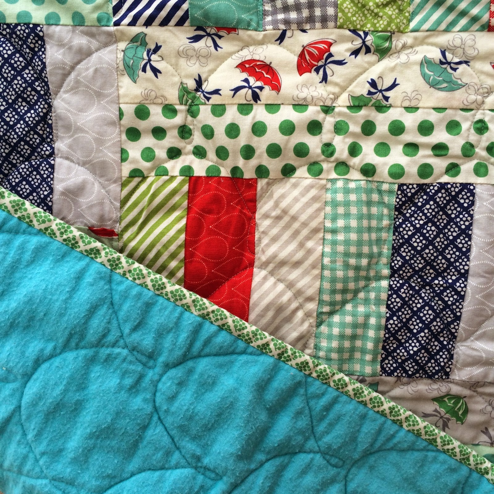 Jelly Roll Jam Ii Quilt Charm About You