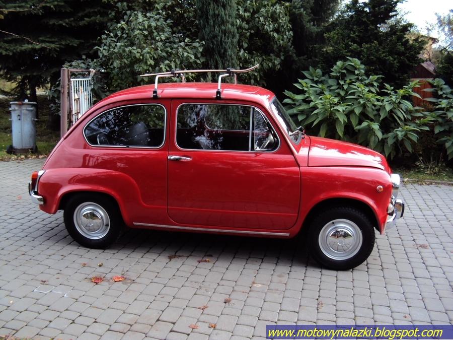 Pik auta motowynalazki ciekawe auta na rynku jak nowy fiat 600d z
