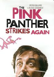 La Pantera Rosa Ataca de Nuevo (Peter Sellers)