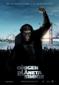 El Origen Del Planeta De Los Simios – DVDRIP LATINO