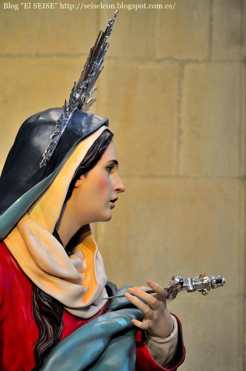 Nuestra Señora de la Luz. León. Foto. G. Márquez