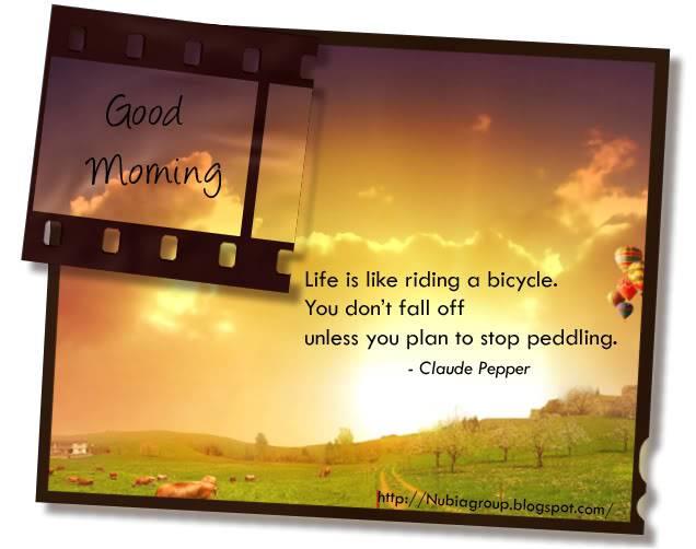Good Morning Motivational Image : Inspirational good morning messages