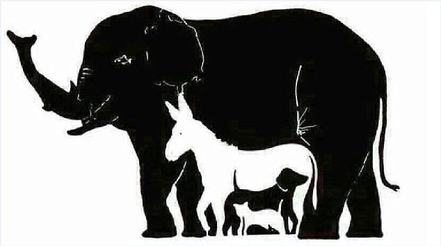Teka Teki Binatang Gajah