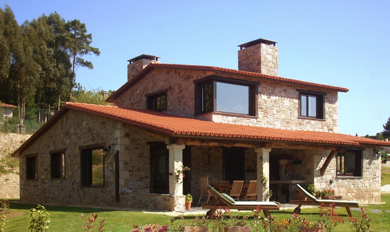 Construcciones r sticas gallegas residencia en piedra - Casas de piedra gallegas ...