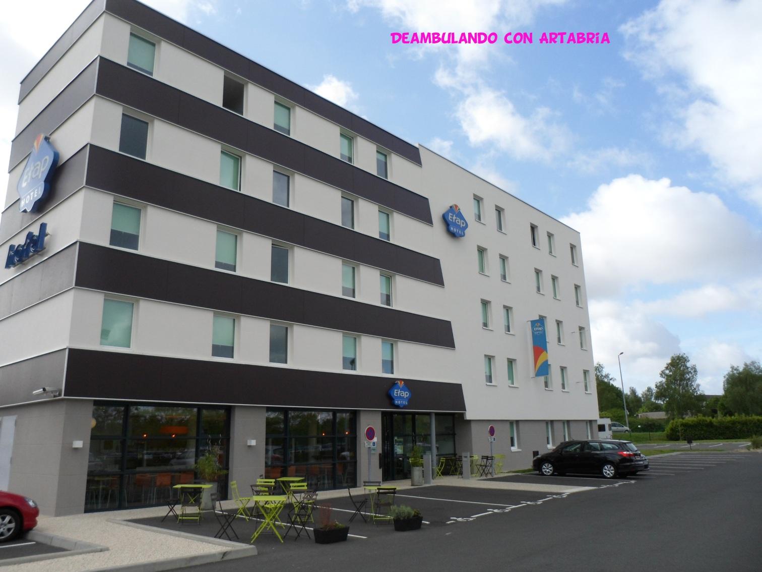 206 Hoteles Baratos En Francia Deambulando Con Artabria
