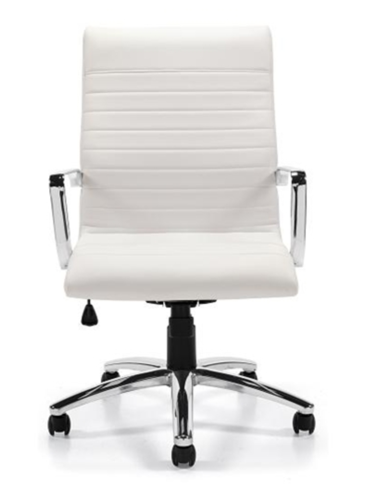 White Office Chair by Offices To Go