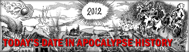 Apocalypse Then: Today's Date in Apocalypse History