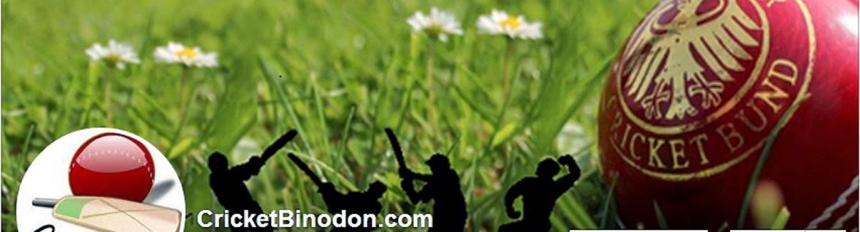 Cricket Binodon