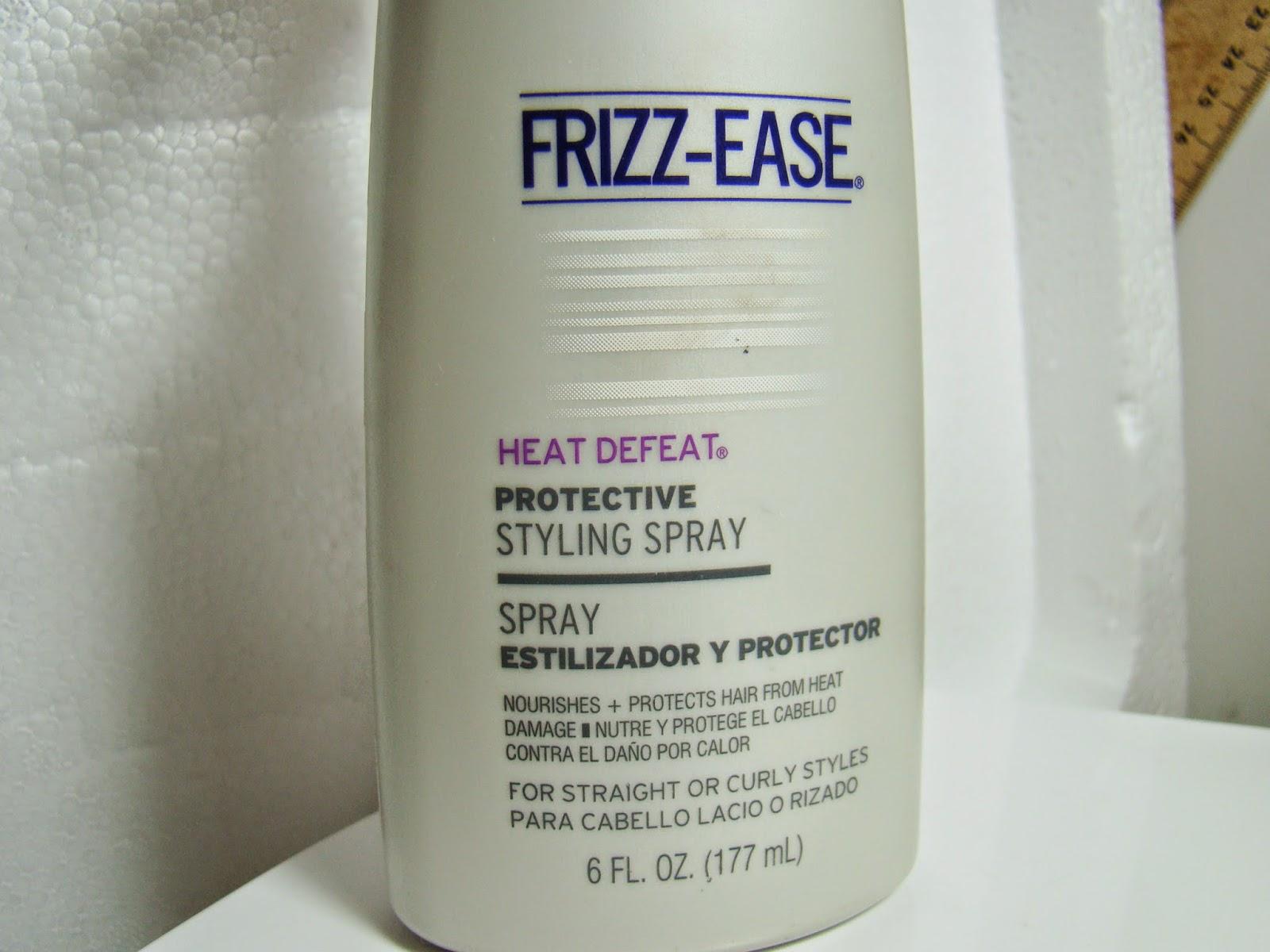 Spray Frizz Ease John Frieda para cabelos