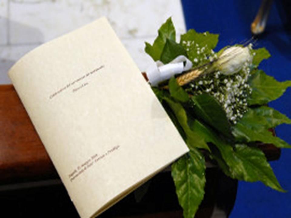 Libretti Matrimonio Rito Romano : Libretti messa scaricali gratis da qui fai da te forum