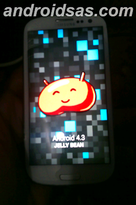 galaxy s3 android 4.3