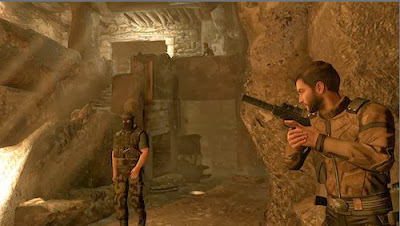 Game Play Alpha Protocol R.G Catalyst