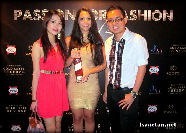 Passion For Fashion 2012 By Johnnie Walker & Kronenbourg 1664