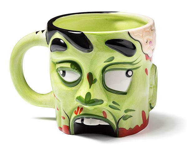 Zombie Styled Coffee Mug