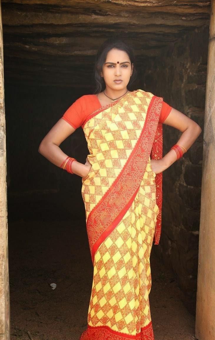 Actress Himaja Latest Cute Hot Saree Navel Show Spicy Photos Gallery From Vetakodavallu Telugu Movie