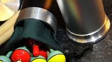 Aluminium Float Tubes and Drawstring Pouch