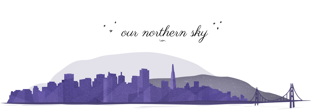 our northern sky