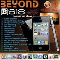 BEYOND B818