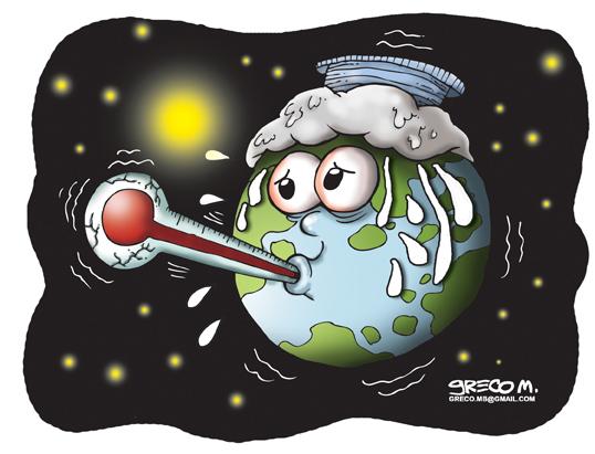 Gambar 3 : Kasihan bumi kita sakit