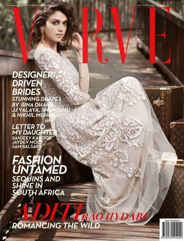 aditi rao hydari magazine wallpapers