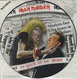 Iron Maiden: Be Quick