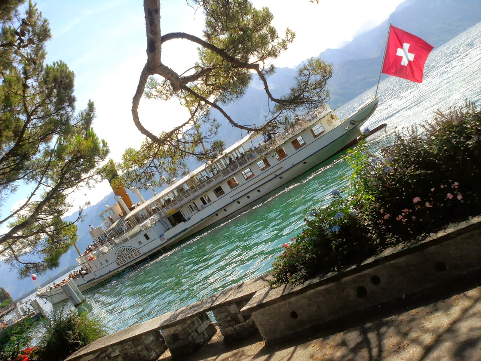 1º de Agosto- Dia Nacional da Suíça.
