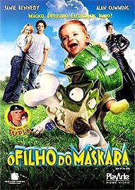 Filme O Filho do Máskara Dublado AVI DVDRip