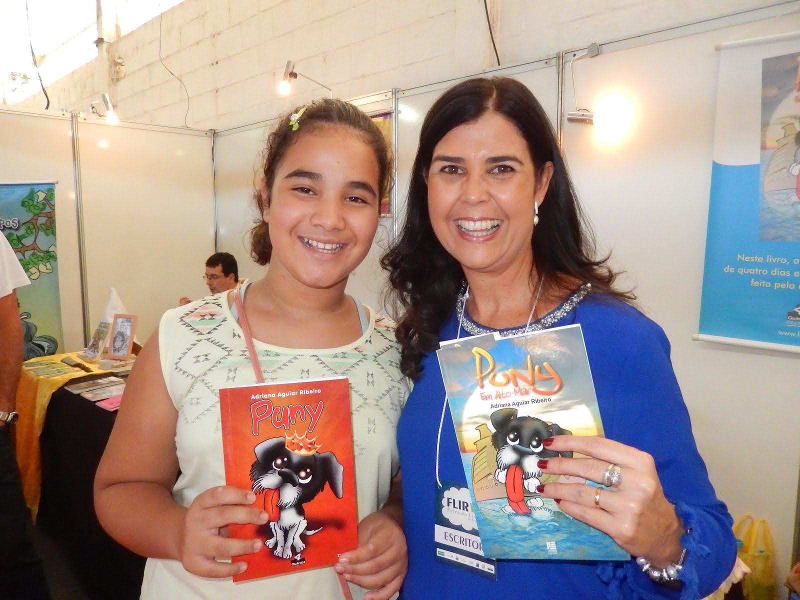 Feira do Livro de Resende, RJ, 2015