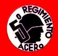 """""""El 5º Regimiento"""" - texto de Enrique Líster - extraído del libro del mismo autor titulado: """"Memorias de un luchador"""" - publicado por el Partido Comunista Revolucionario de Argentina - en los mensajes: texto relacionado del Partido Comunista de Venezuela V+reg"""
