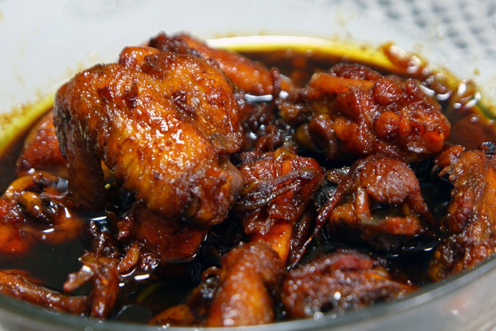 Cara membuat ayam kecap yang nikmat