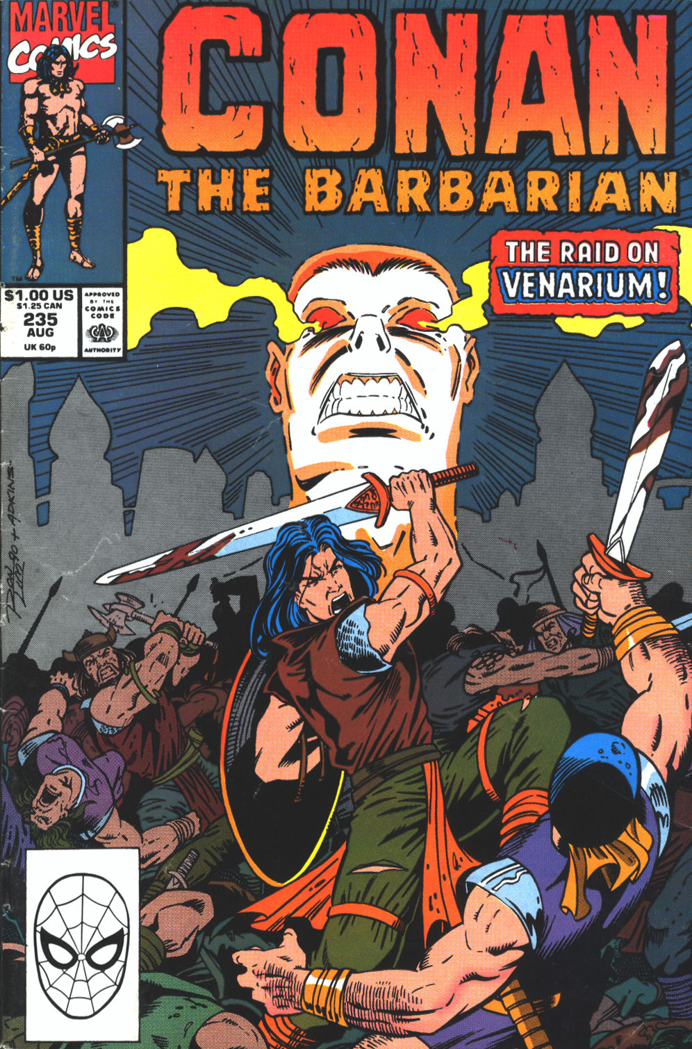 Conan the Barbarian (1970) Issue #235 #247 - English 1