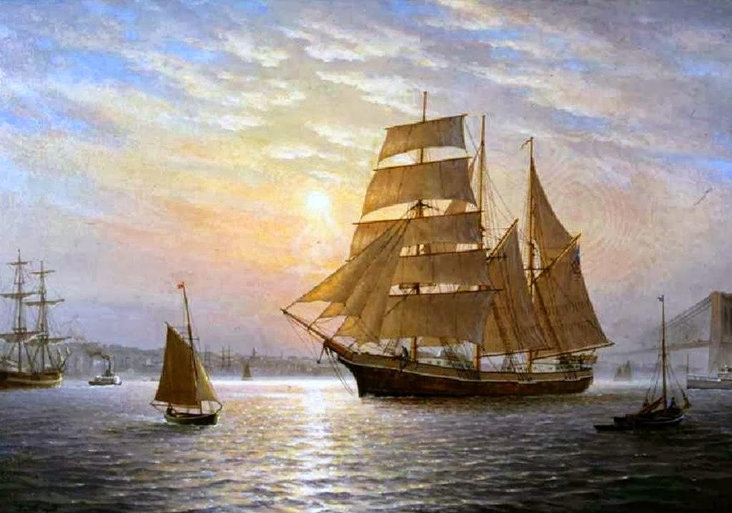 - pinturas-al-oleo-con-barcos